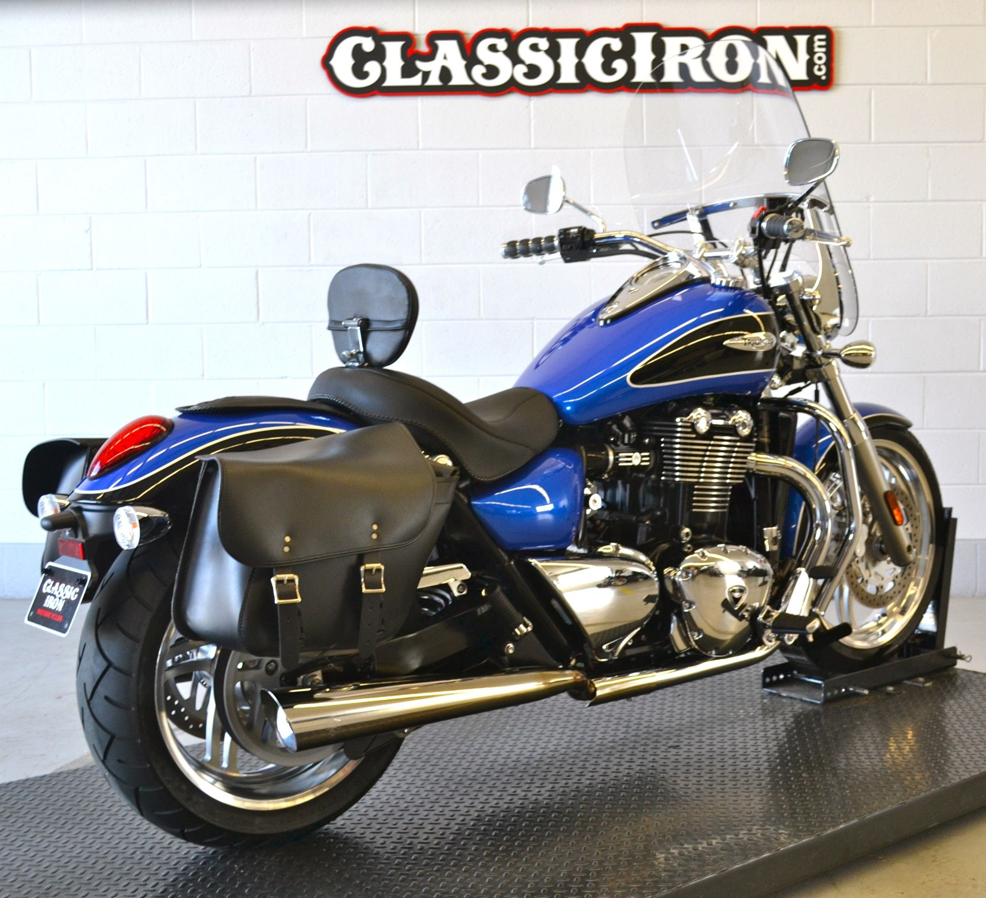 2013 Triumph Thunderbird ABS in Fredericksburg, Virginia - Photo 5