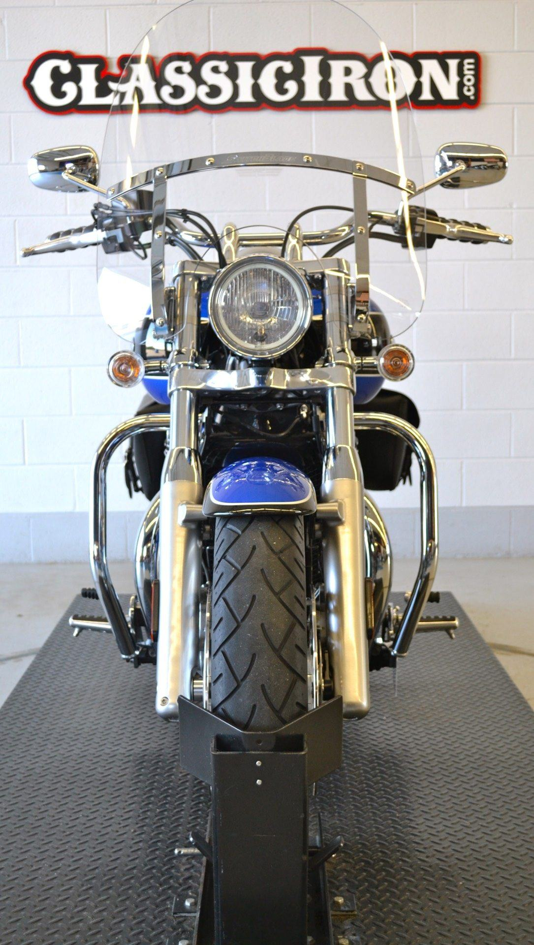 2013 Triumph Thunderbird ABS in Fredericksburg, Virginia - Photo 7