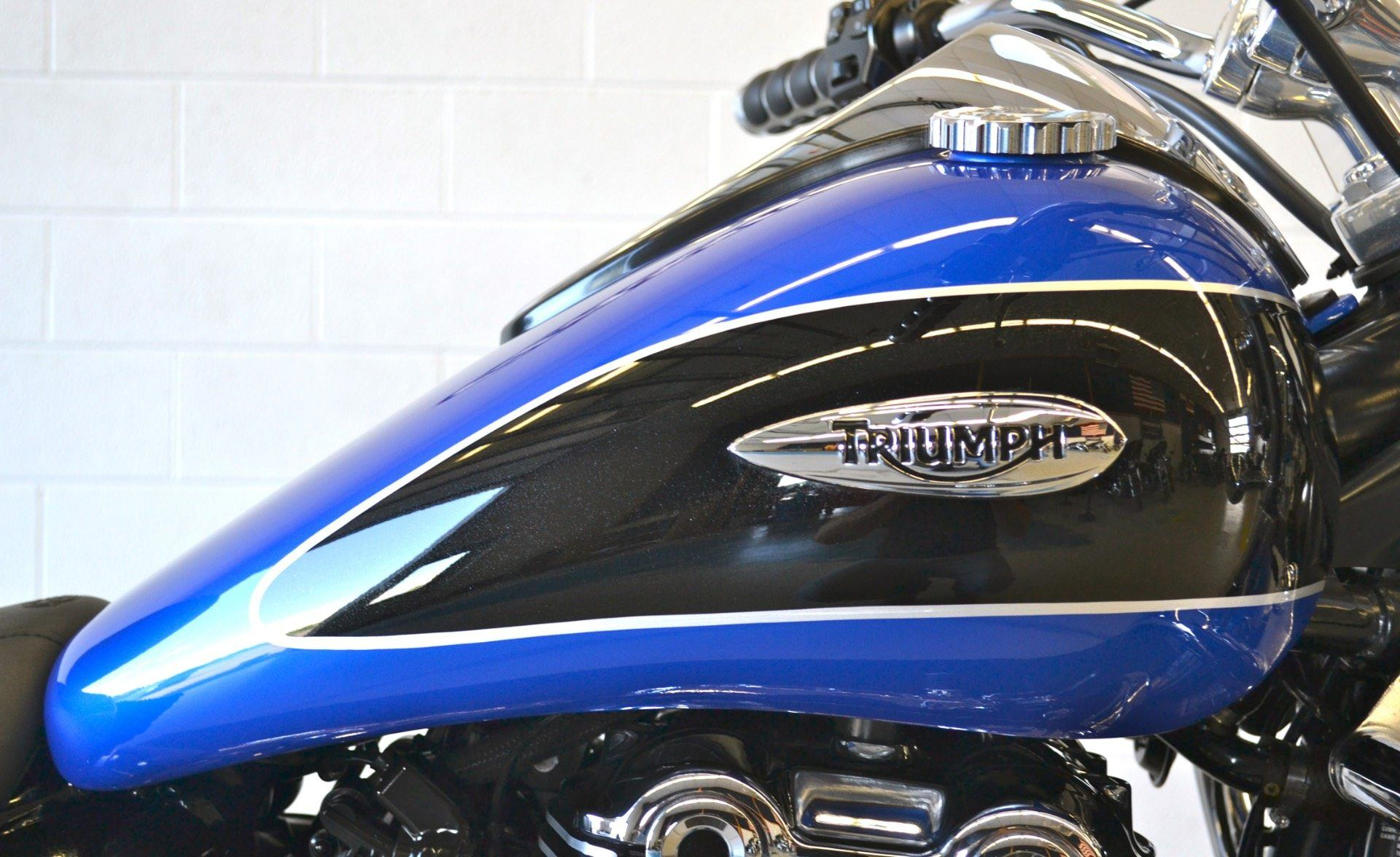 2013 Triumph Thunderbird ABS in Fredericksburg, Virginia - Photo 13