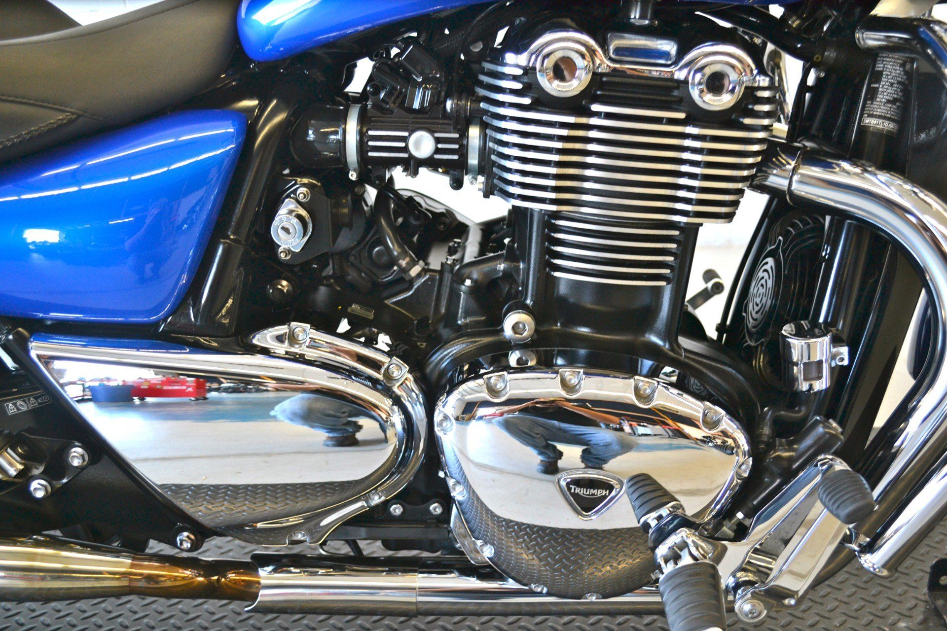 2013 Triumph Thunderbird ABS in Fredericksburg, Virginia - Photo 14