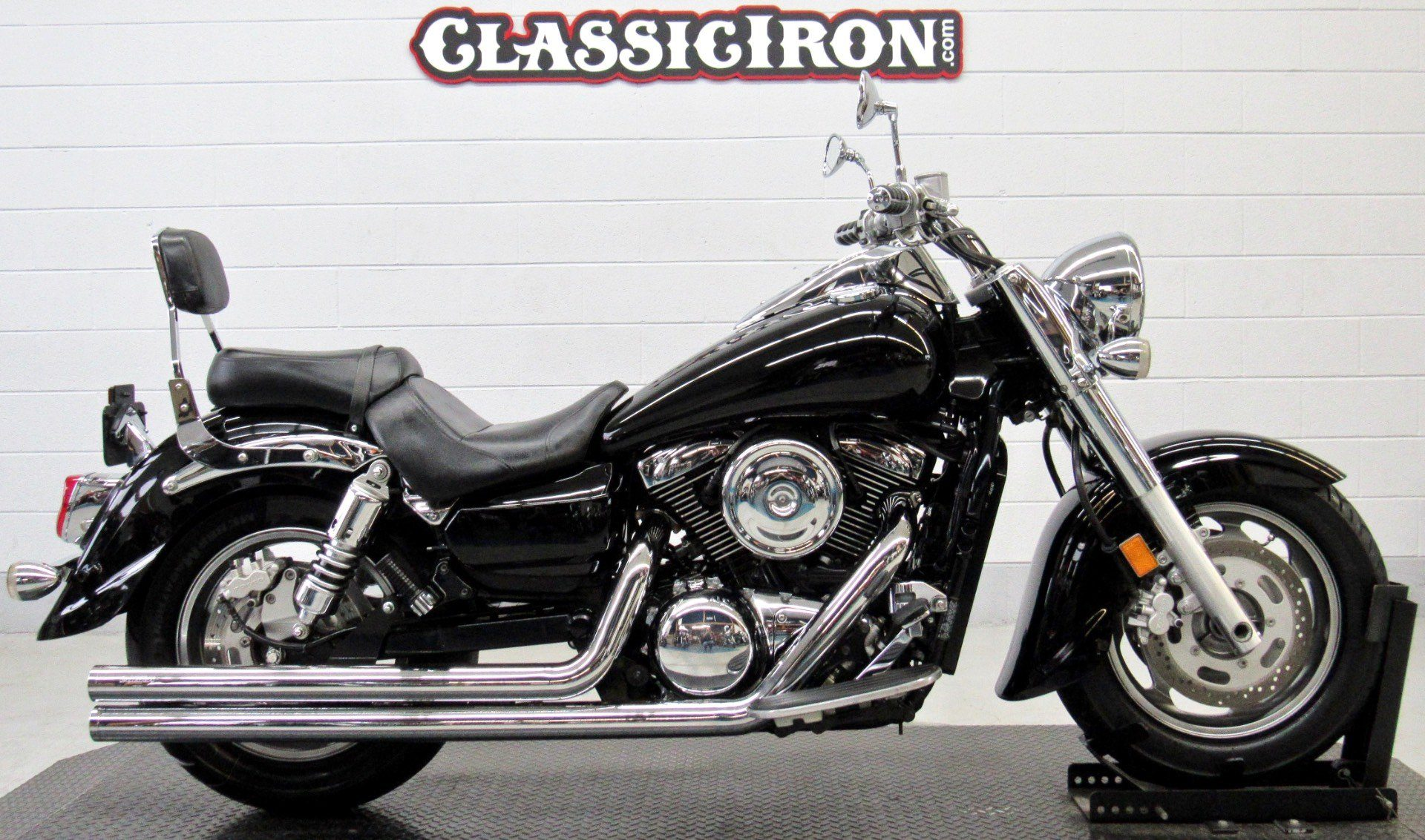 2006 Kawasaki Vulcan® 1600 Classic in Fredericksburg, Virginia - Photo 1
