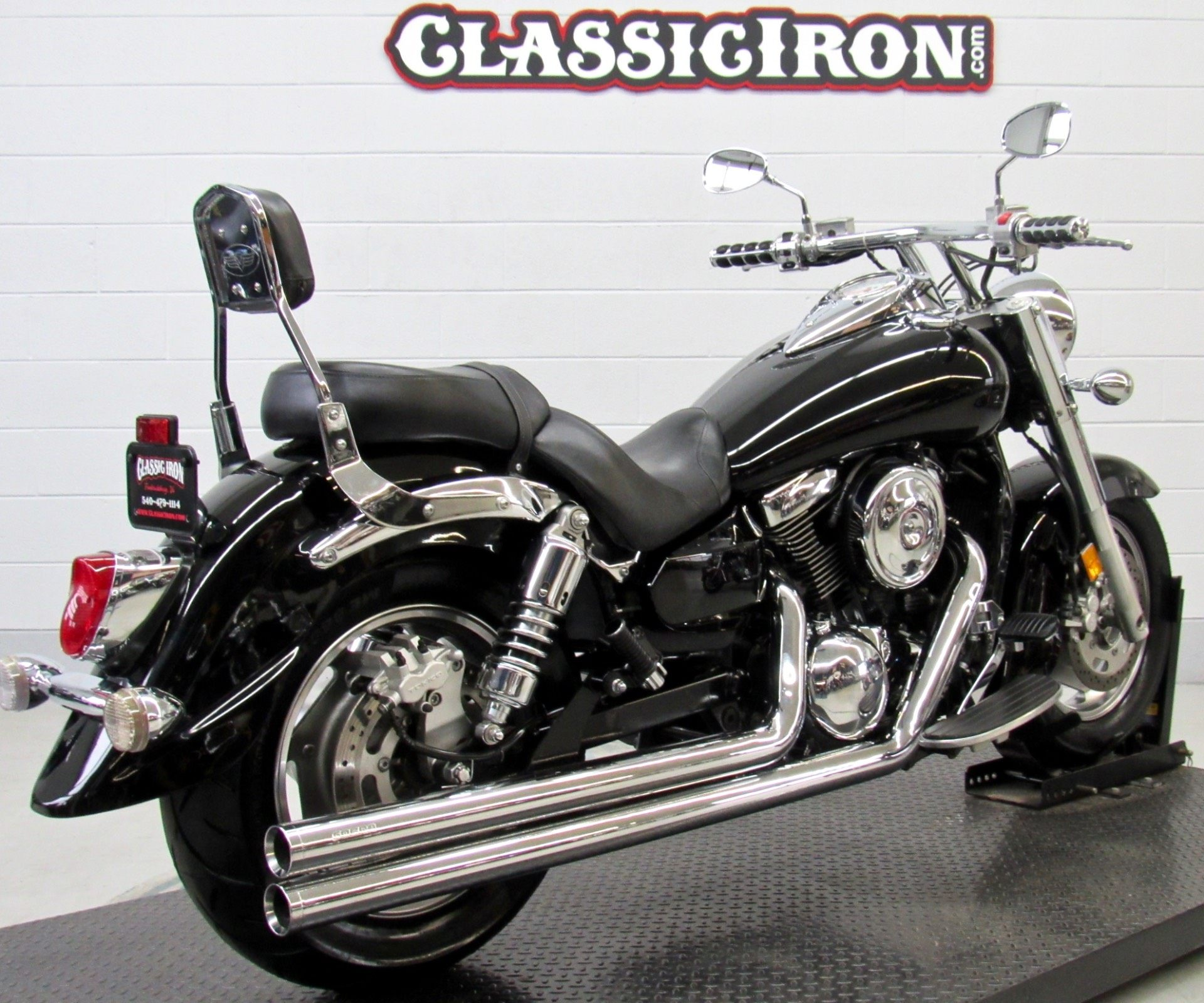 2006 Kawasaki Vulcan® 1600 Classic in Fredericksburg, Virginia - Photo 5