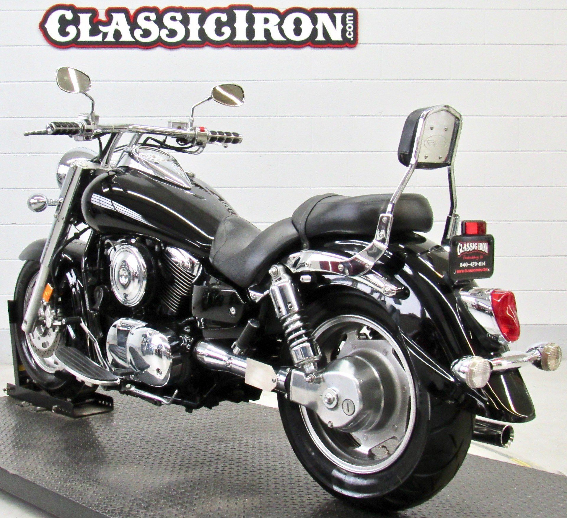 2006 Kawasaki Vulcan® 1600 Classic in Fredericksburg, Virginia - Photo 6