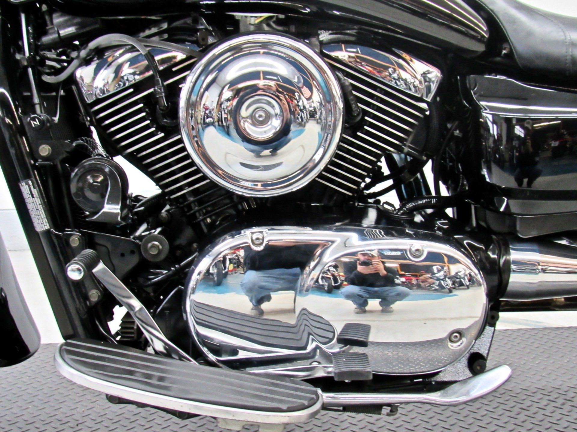 2006 Kawasaki Vulcan® 1600 Classic in Fredericksburg, Virginia - Photo 19