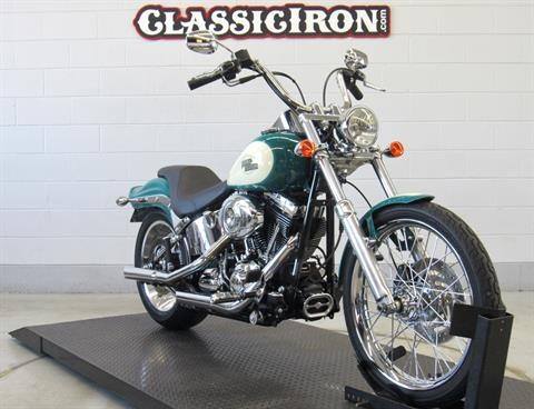 2009 Harley-Davidson Softail® Custom in Fredericksburg, Virginia - Photo 2