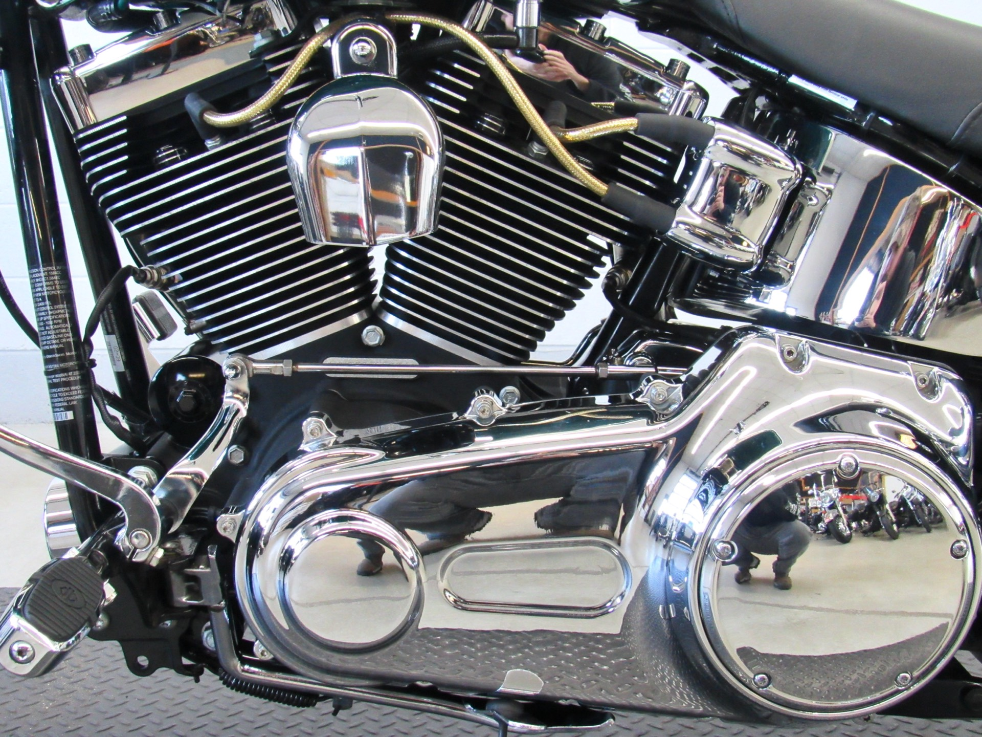 2009 Harley-Davidson Softail® Custom in Fredericksburg, Virginia - Photo 19