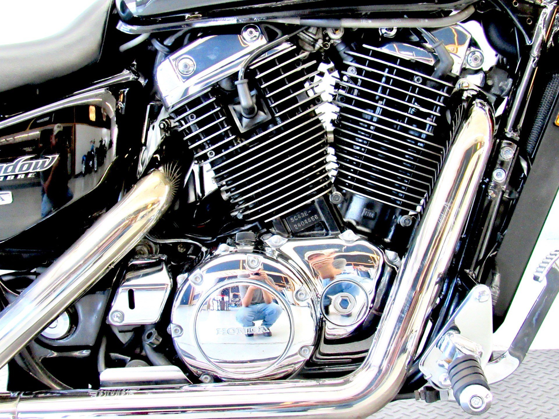 2004 Honda Shadow Sabre in Fredericksburg, Virginia - Photo 14