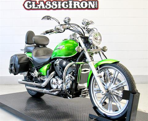 2008 Kawasaki Vulcan® 900 Custom in Fredericksburg, Virginia
