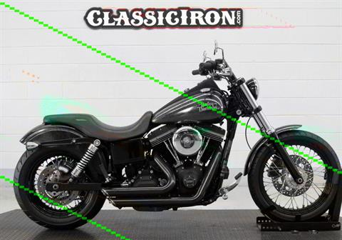 2013 Harley-Davidson Dyna® Street Bob® in Fredericksburg, Virginia - Photo 2