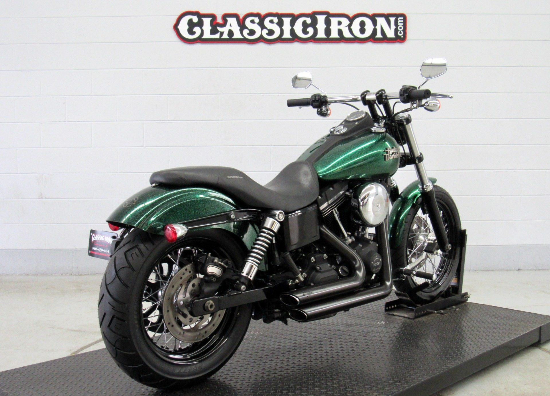 2013 Harley-Davidson Dyna® Street Bob® in Fredericksburg, Virginia - Photo 6