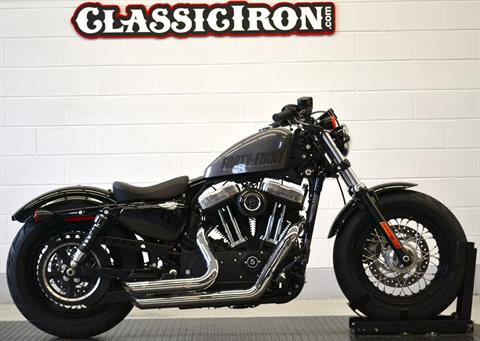 2015 Harley-Davidson Forty-Eight® in Fredericksburg, Virginia