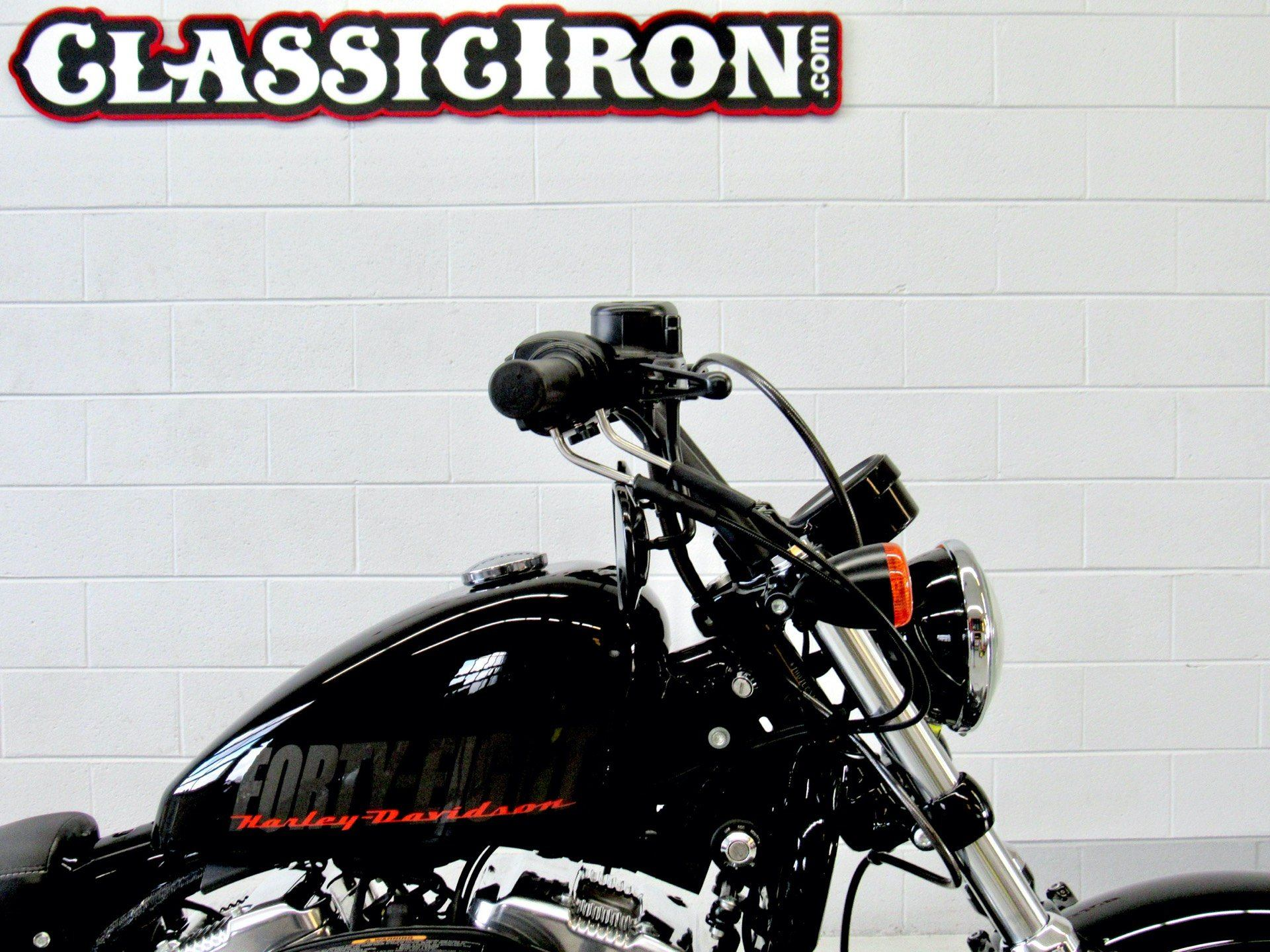 2014 Harley-Davidson Sportster® Forty-Eight® in Fredericksburg, Virginia - Photo 12