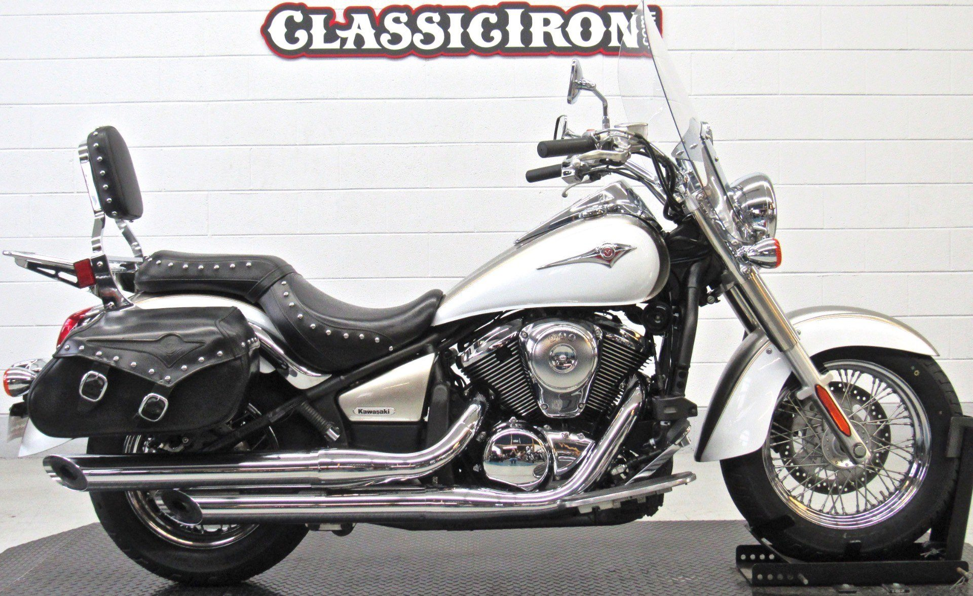 2009 Kawasaki Vulcan® 900 Classic LT in Fredericksburg, Virginia - Photo 1