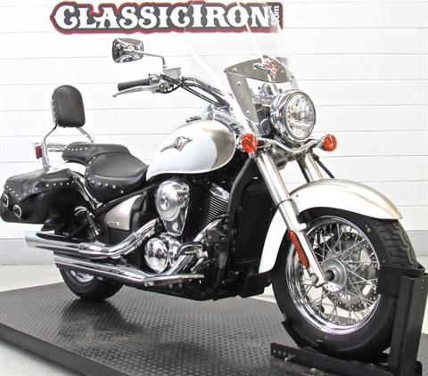 2009 Kawasaki Vulcan® 900 Classic LT in Fredericksburg, Virginia - Photo 2