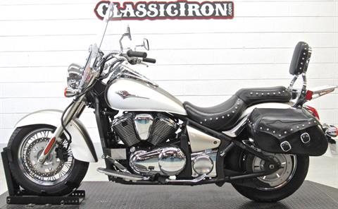 2009 Kawasaki Vulcan® 900 Classic LT in Fredericksburg, Virginia - Photo 4