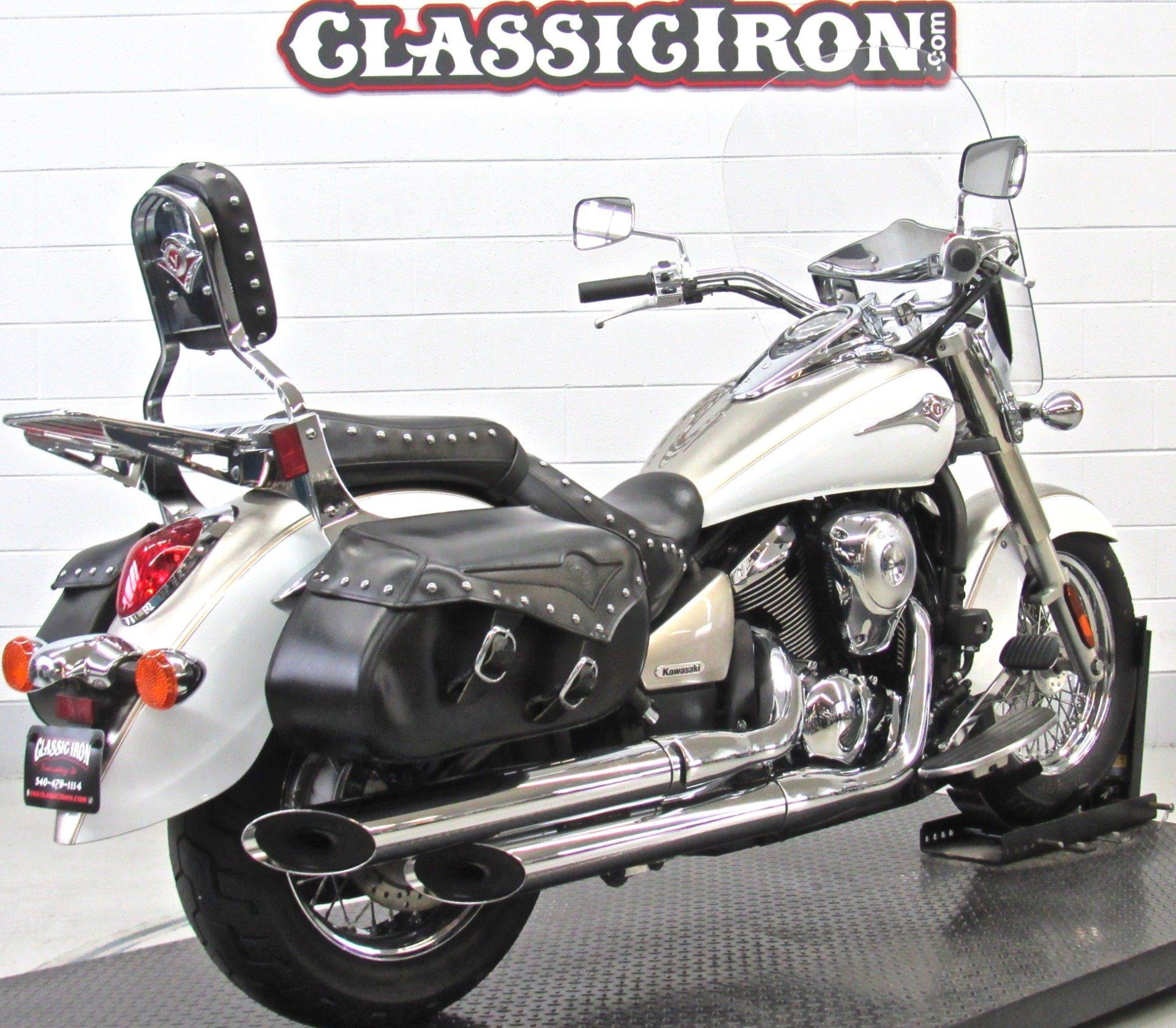 2009 Kawasaki Vulcan® 900 Classic LT in Fredericksburg, Virginia - Photo 5
