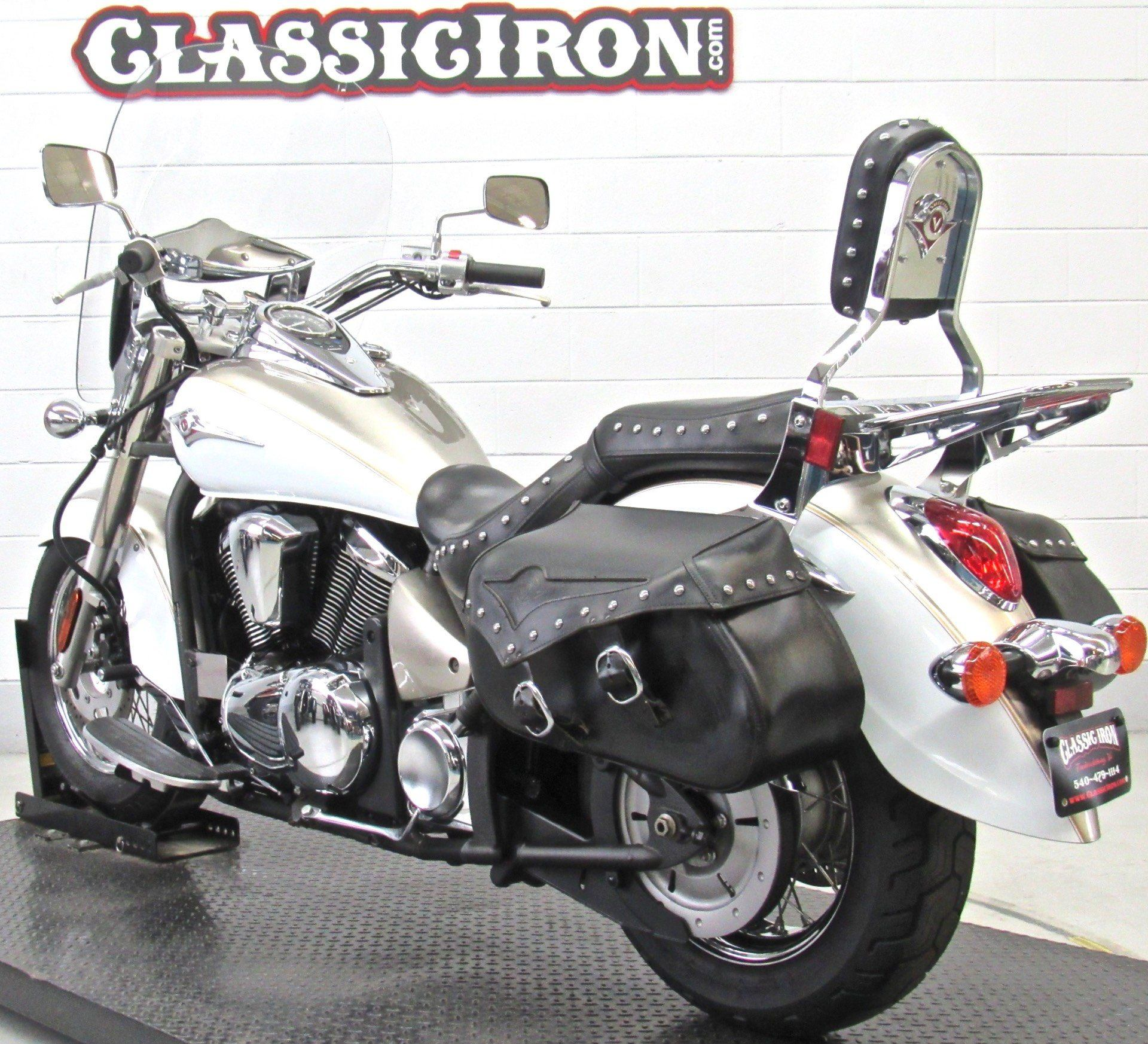 2009 Kawasaki Vulcan® 900 Classic LT in Fredericksburg, Virginia - Photo 6