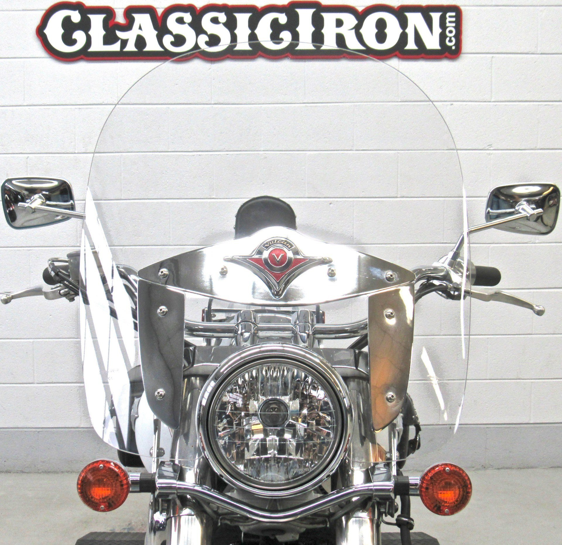 2009 Kawasaki Vulcan® 900 Classic LT in Fredericksburg, Virginia - Photo 8