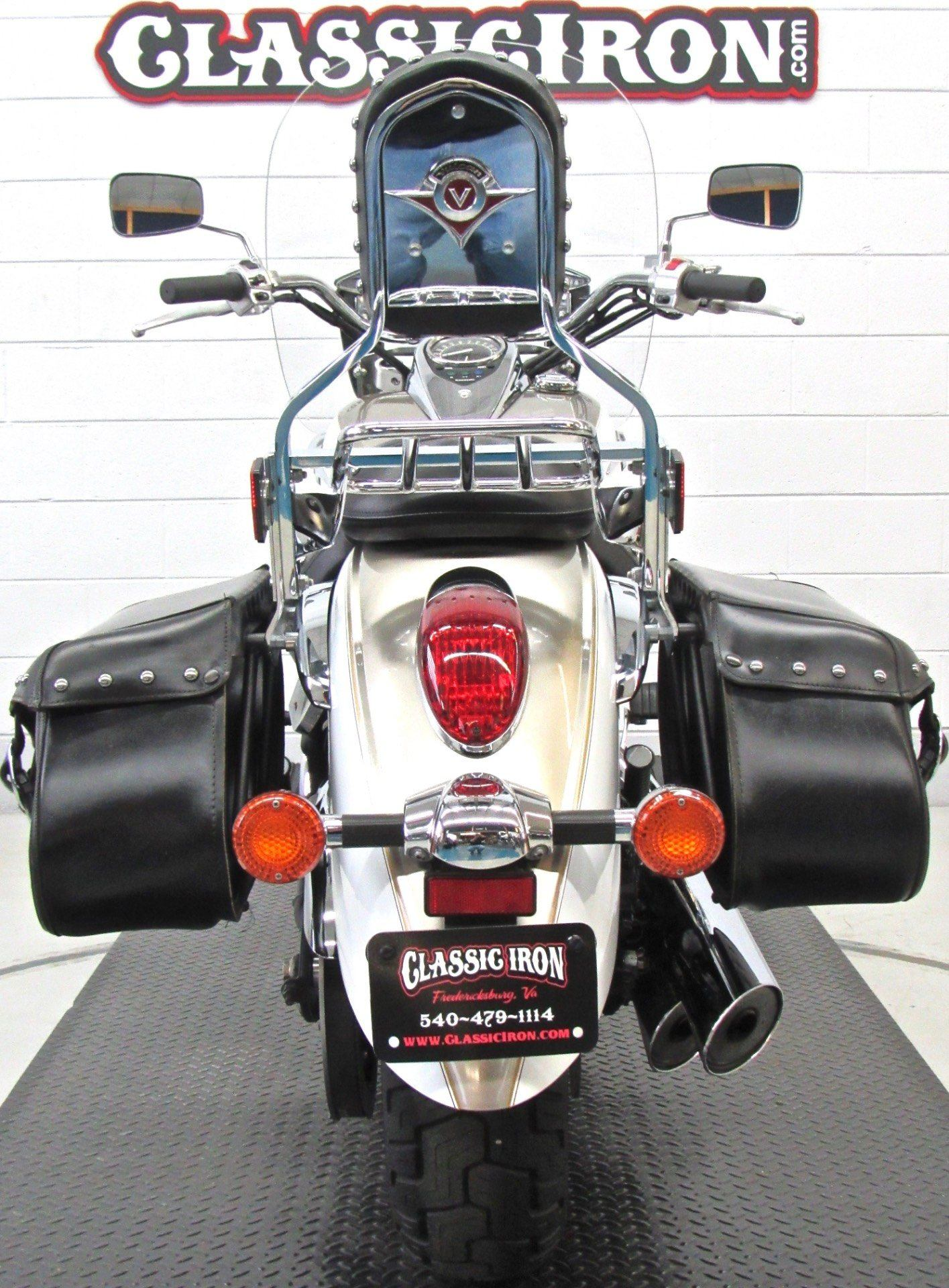 2009 Kawasaki Vulcan® 900 Classic LT in Fredericksburg, Virginia - Photo 9