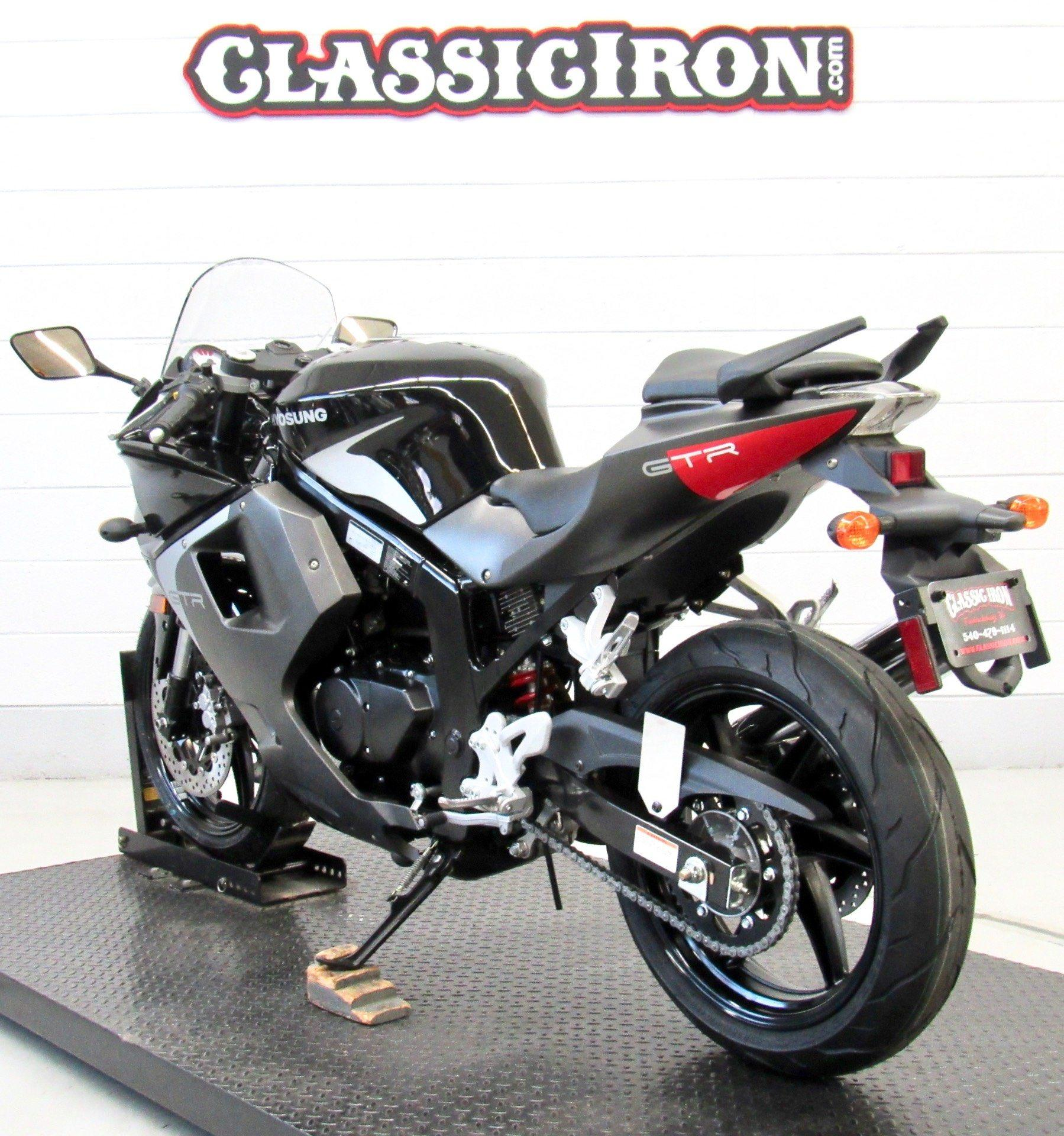 2016 Hyosung GT250R in Fredericksburg, Virginia