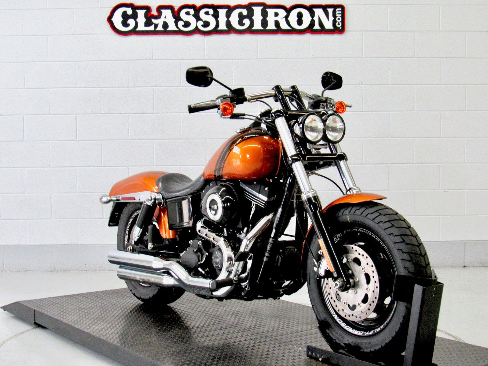 2014 Harley-Davidson Dyna® Fat Bob® in Fredericksburg, Virginia - Photo 2