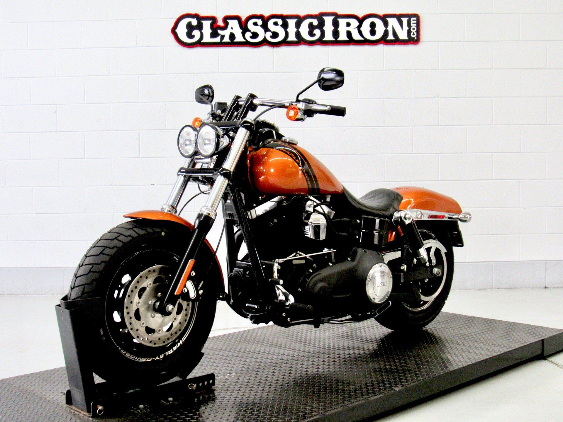 2014 Harley-Davidson Dyna® Fat Bob® in Fredericksburg, Virginia - Photo 3