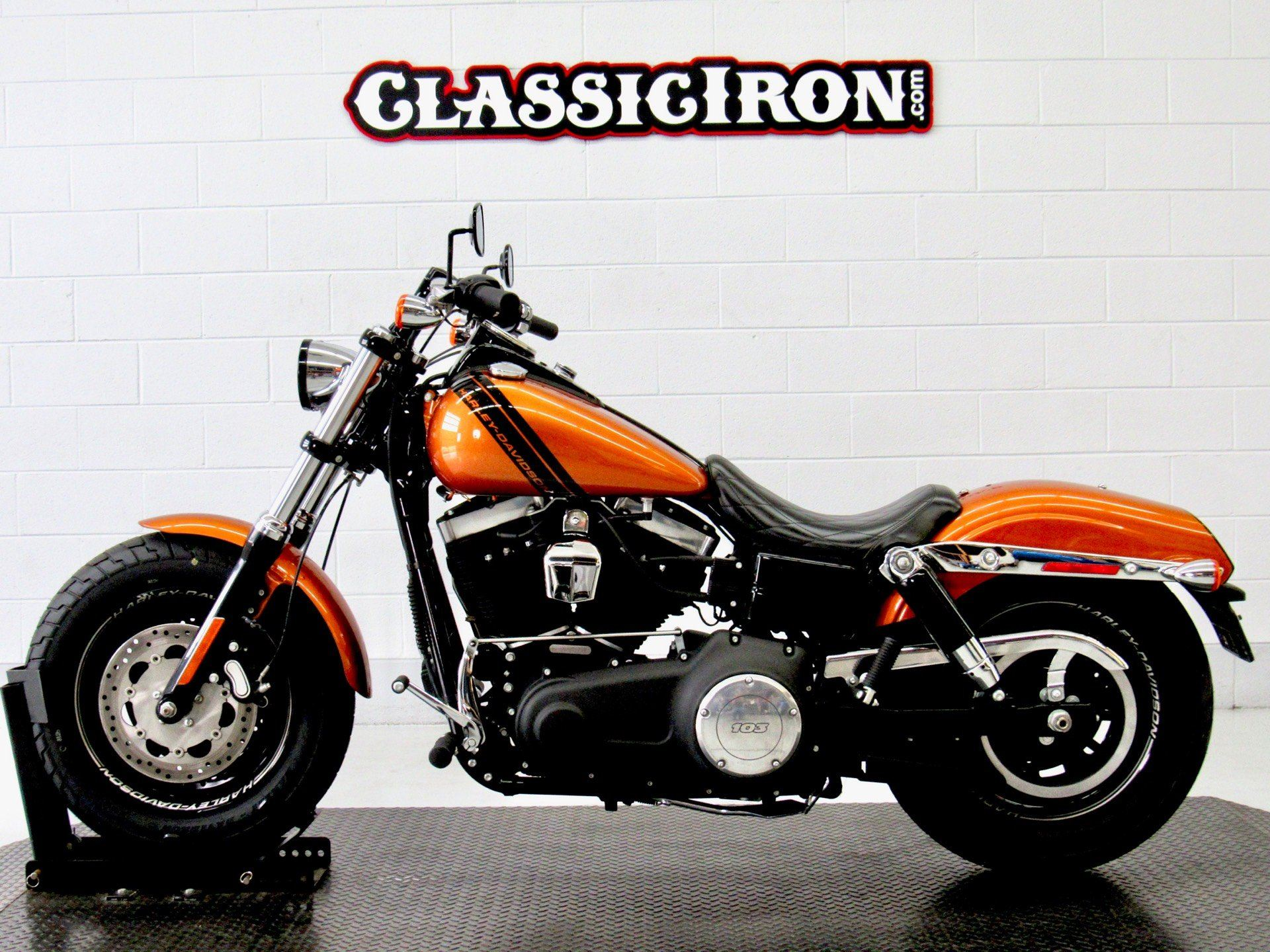 2014 Harley-Davidson Dyna® Fat Bob® in Fredericksburg, Virginia - Photo 4