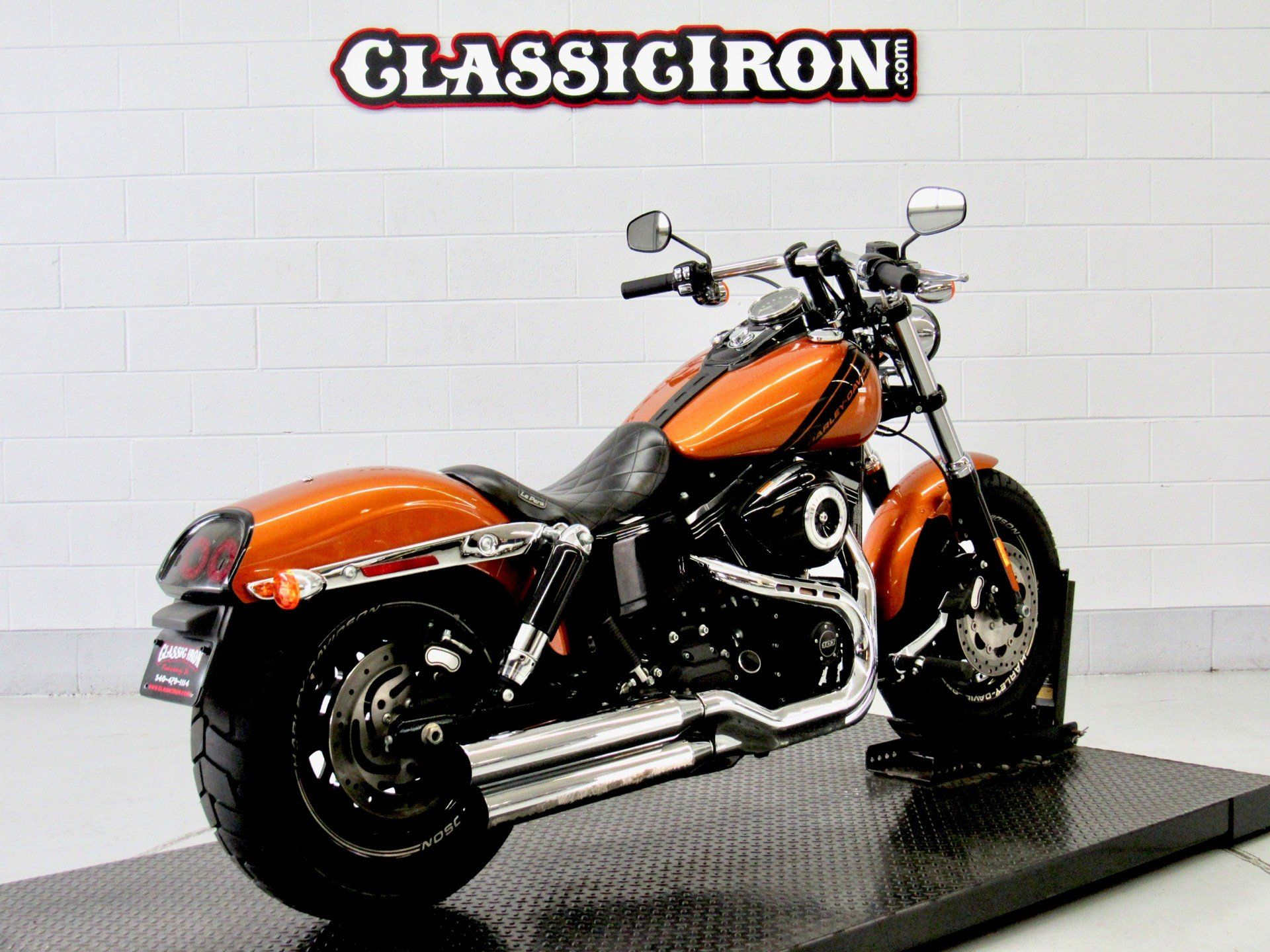2014 Harley-Davidson Dyna® Fat Bob® in Fredericksburg, Virginia - Photo 5