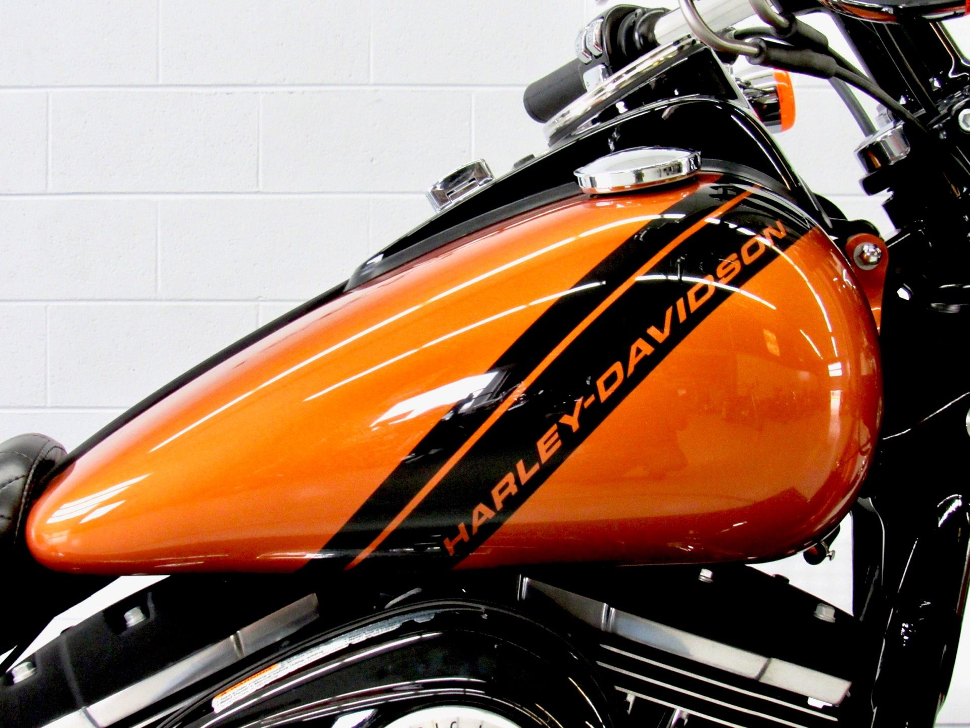 2014 Harley-Davidson Dyna® Fat Bob® in Fredericksburg, Virginia - Photo 13