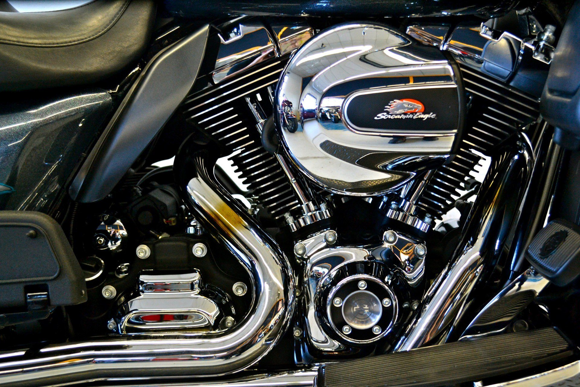 2015 Harley-Davidson Electra Glide® Ultra Classic® Low in Fredericksburg, Virginia - Photo 14