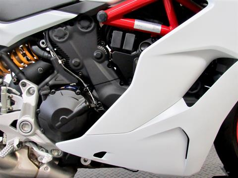 2018 Ducati SuperSport S in Fredericksburg, Virginia