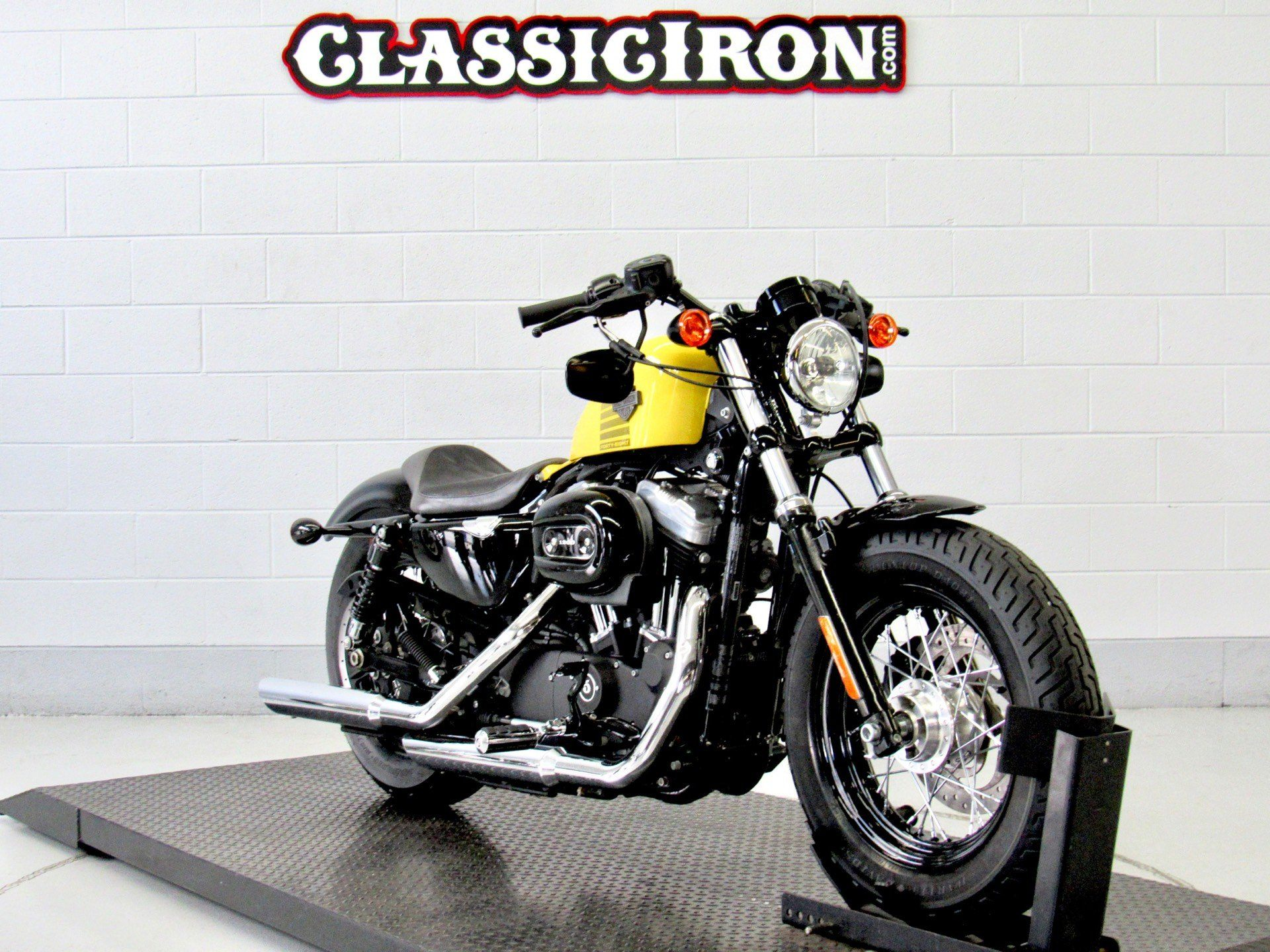 2015 Harley-Davidson Forty-Eight® in Fredericksburg, Virginia - Photo 2