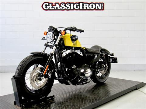 2015 Harley-Davidson Forty-Eight® in Fredericksburg, Virginia - Photo 3