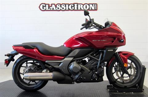 2014 Honda CTX®700 DCT ABS in Fredericksburg, Virginia