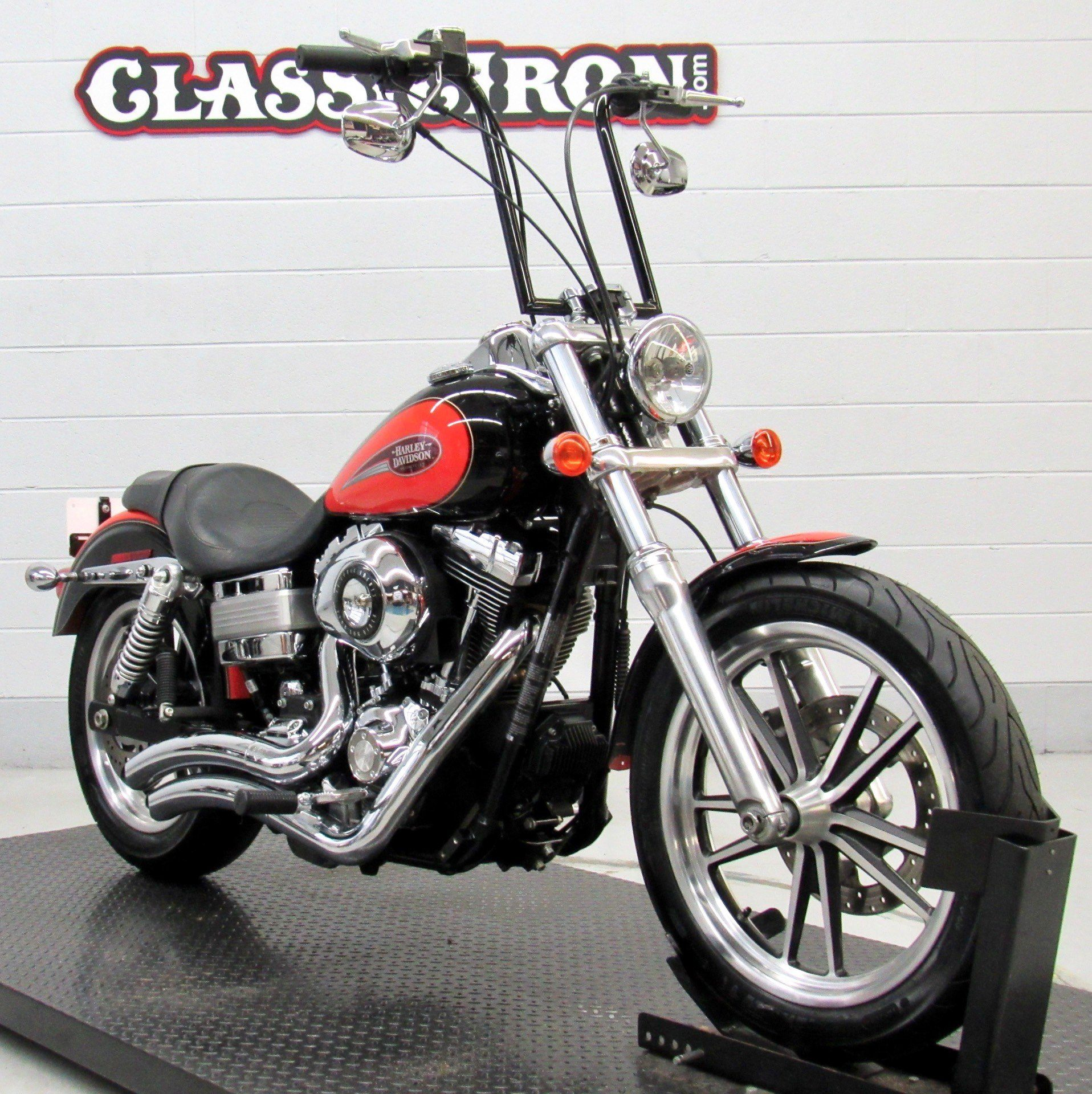 2008 Harley-Davidson Dyna® Low Rider® in Fredericksburg, Virginia - Photo 2