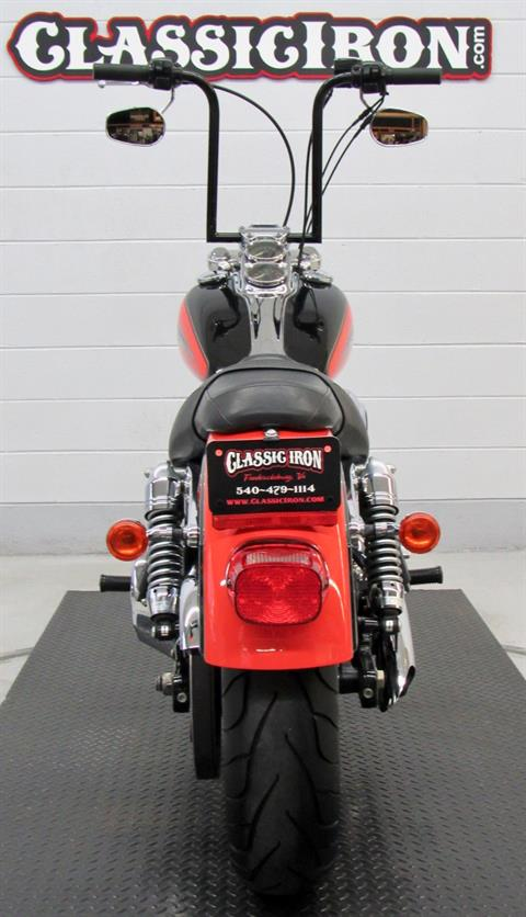 2008 Harley-Davidson Dyna® Low Rider® in Fredericksburg, Virginia - Photo 9