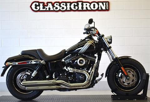 2015 Harley-Davidson Fat Bob® in Fredericksburg, Virginia