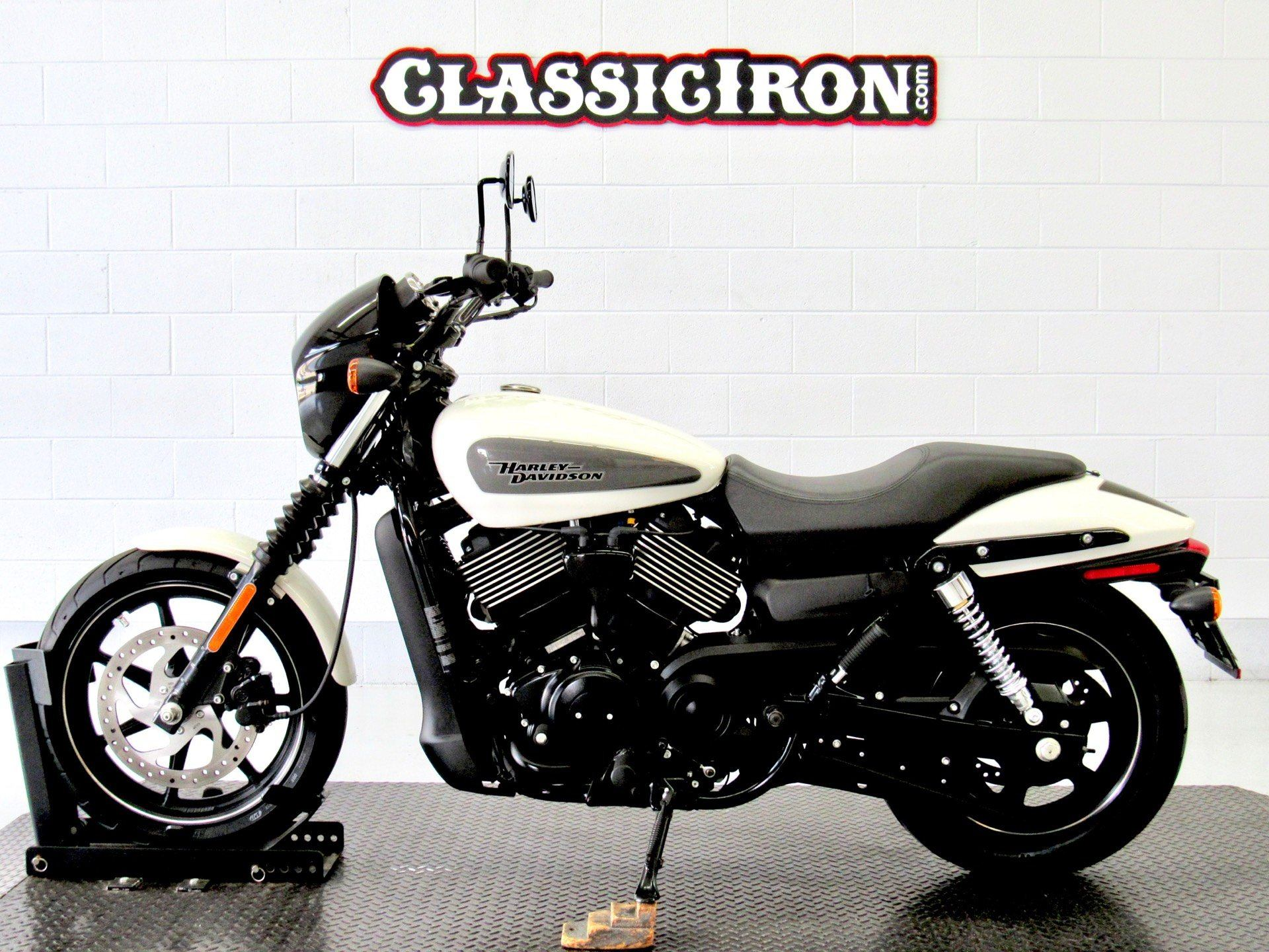 2018 Harley-Davidson Street® 750 in Fredericksburg, Virginia - Photo 4
