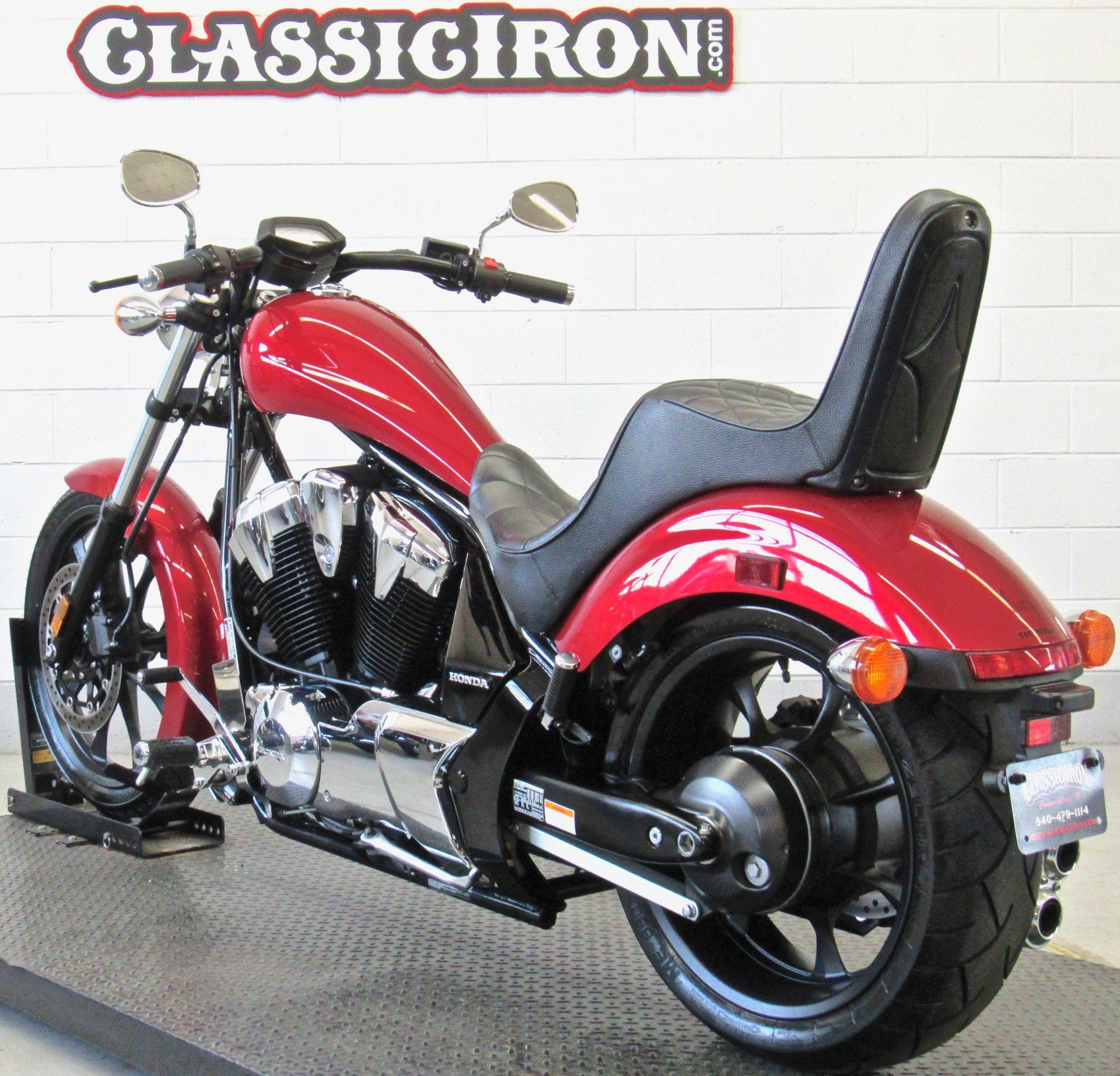 2015 Honda Fury® in Fredericksburg, Virginia - Photo 6