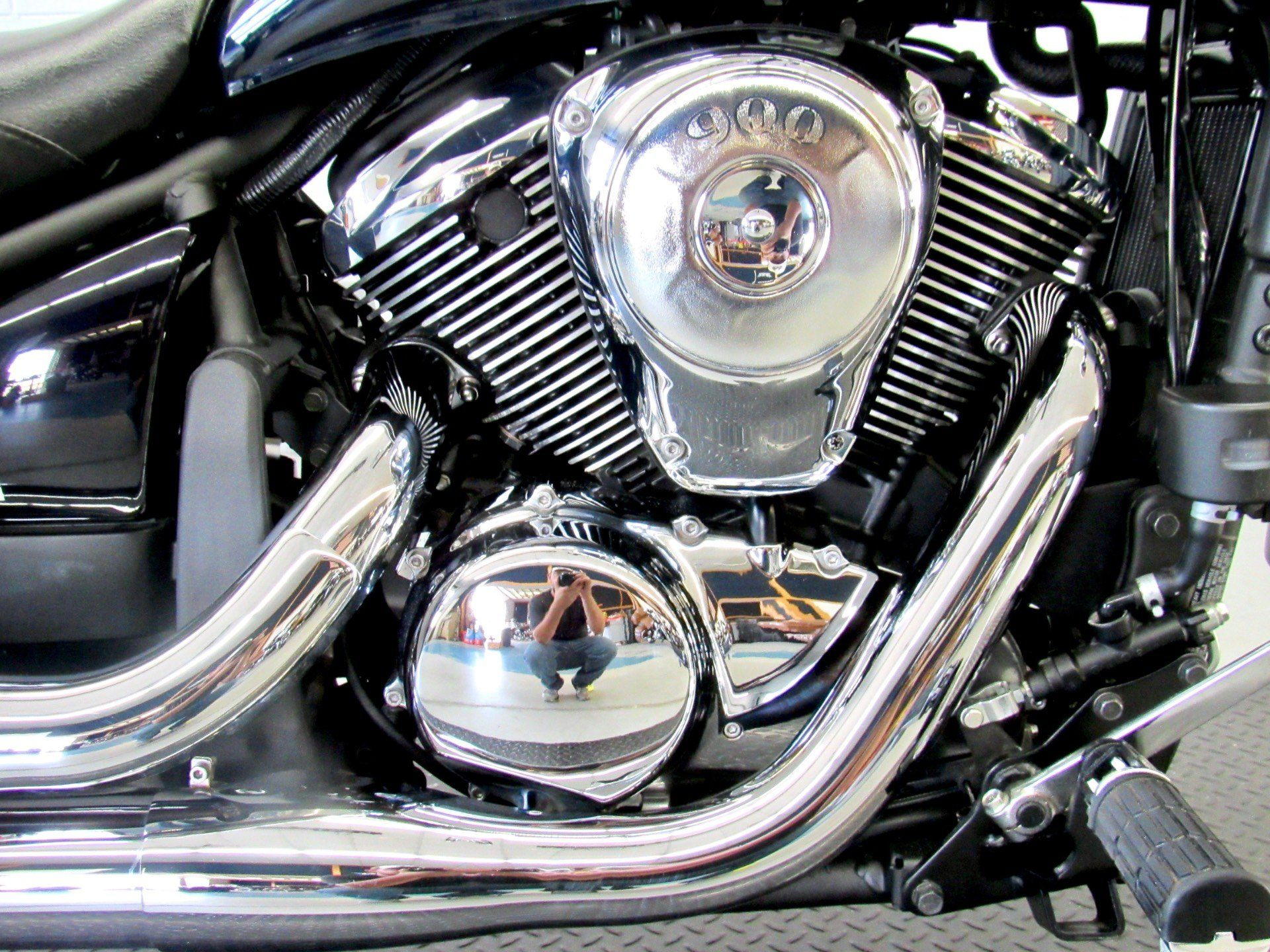 2012 Kawasaki Vulcan® 900 Custom in Fredericksburg, Virginia
