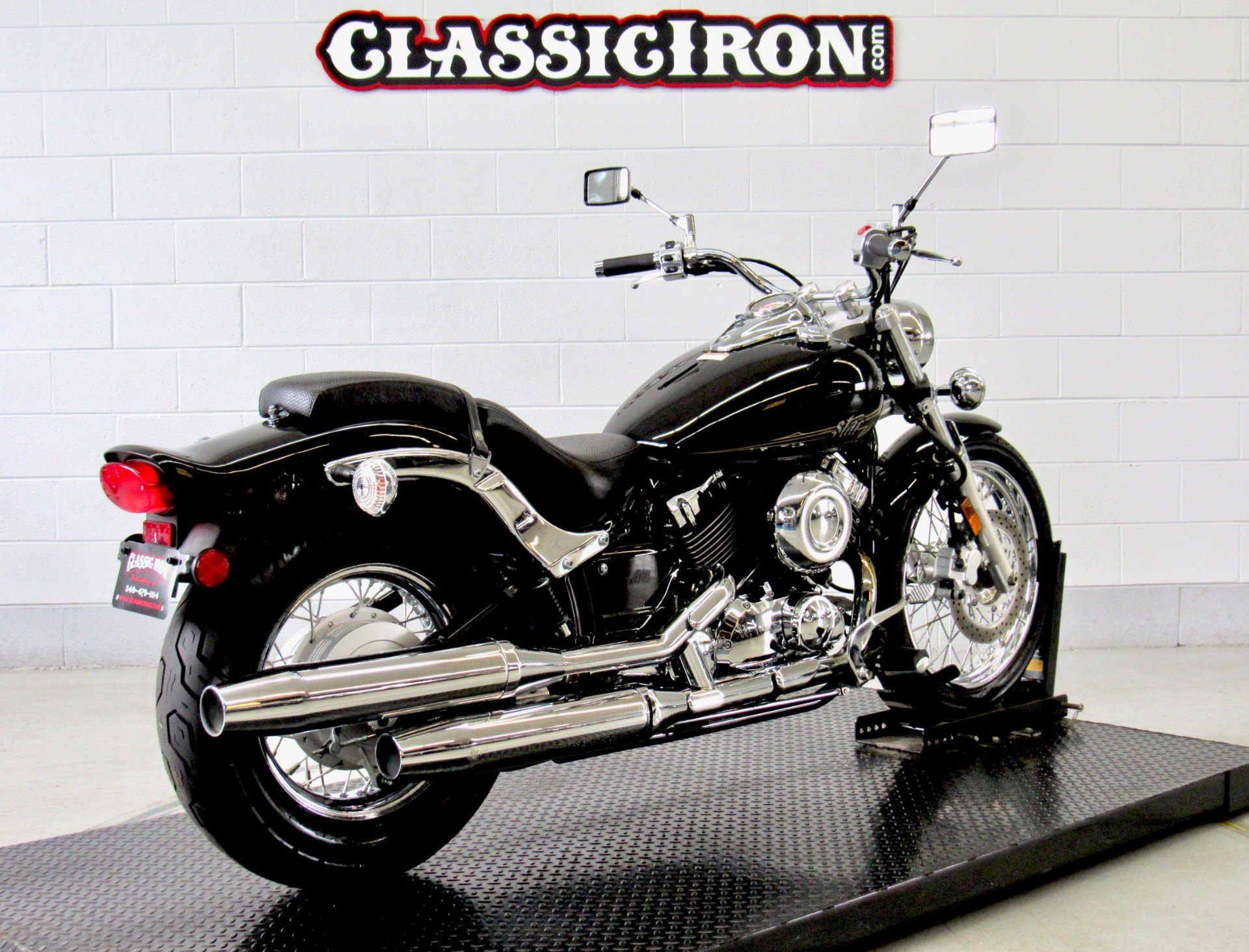 2013 Yamaha V Star 650 Custom in Fredericksburg, Virginia - Photo 5