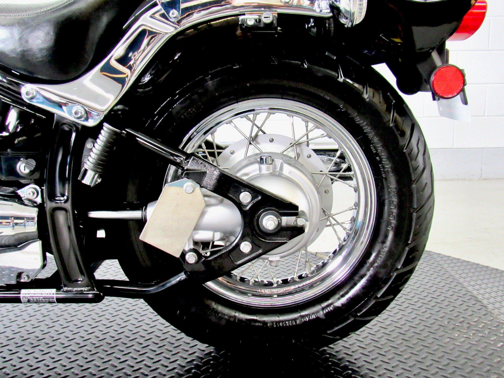 2013 Yamaha V Star 650 Custom in Fredericksburg, Virginia - Photo 22