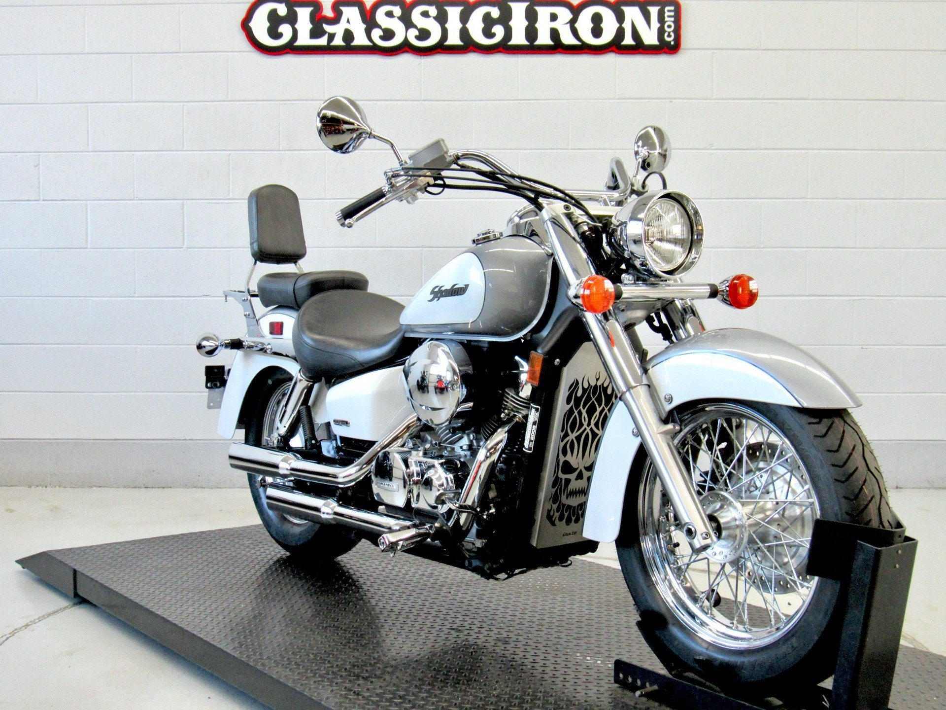 2006 Honda Shadow Aero® in Fredericksburg, Virginia - Photo 2