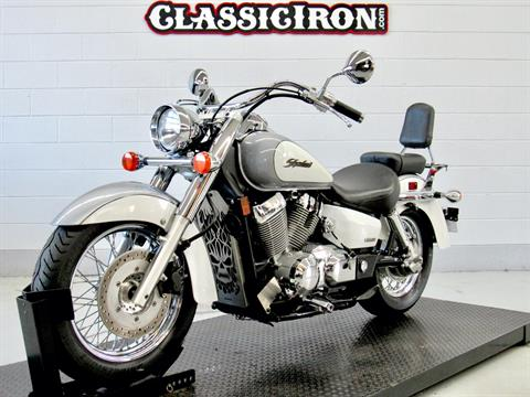 2006 Honda Shadow Aero® in Fredericksburg, Virginia - Photo 3