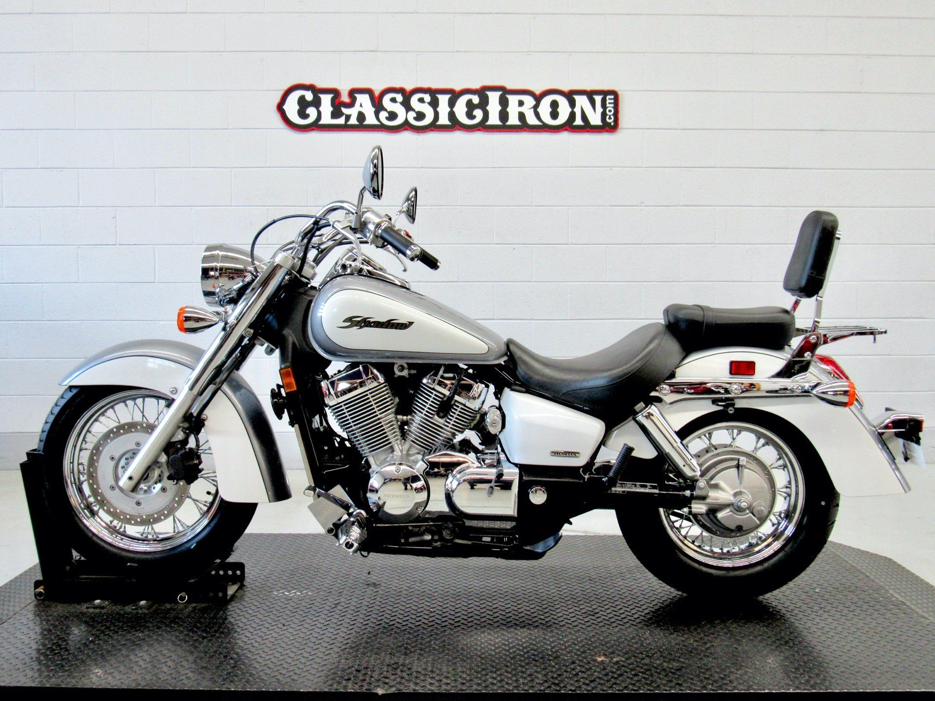 2006 Honda Shadow Aero® in Fredericksburg, Virginia - Photo 4