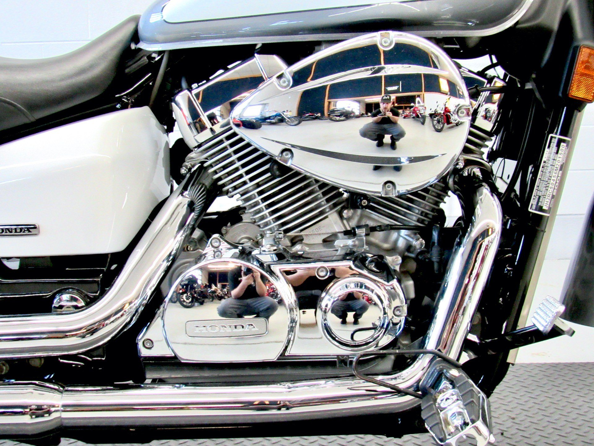 2006 Honda Shadow Aero® in Fredericksburg, Virginia - Photo 14