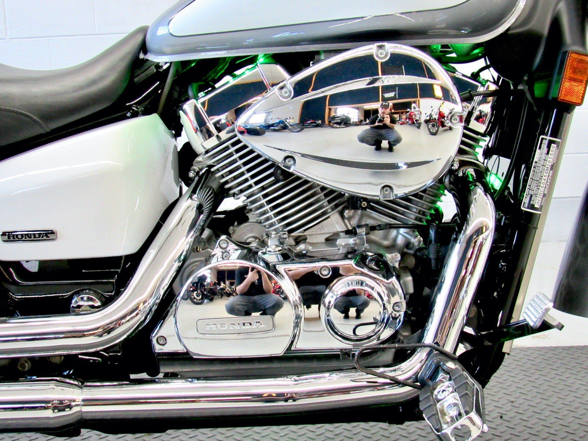 2006 Honda Shadow Aero® in Fredericksburg, Virginia - Photo 15