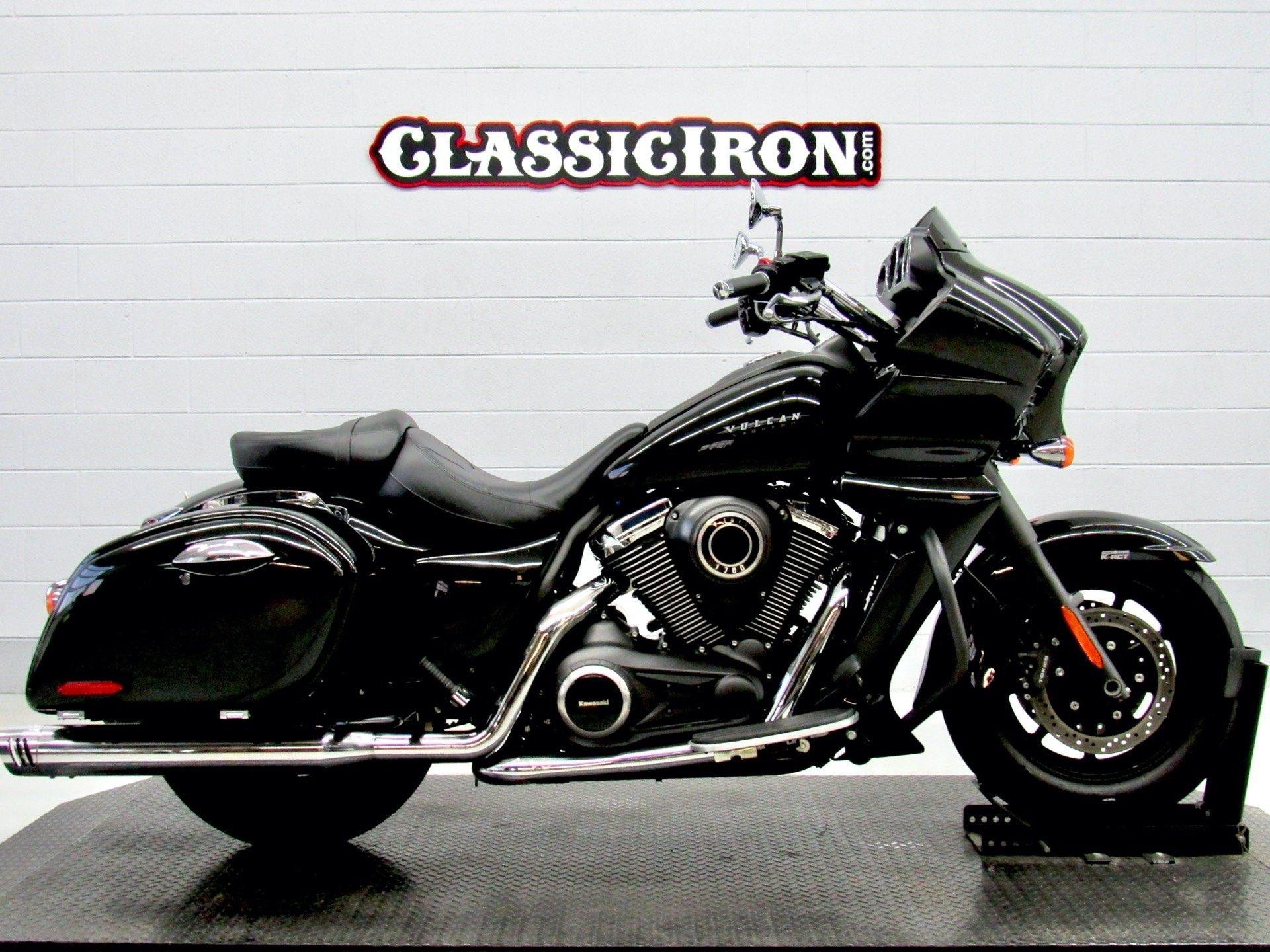 2014 Kawasaki Vulcan® 1700 Vaquero® ABS in Fredericksburg, Virginia - Photo 1
