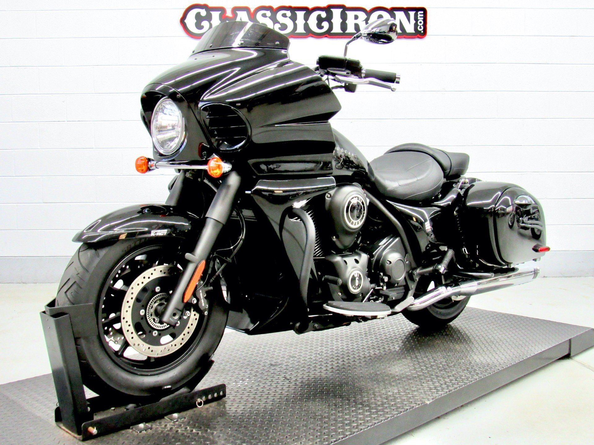 2014 Kawasaki Vulcan® 1700 Vaquero® ABS in Fredericksburg, Virginia - Photo 3
