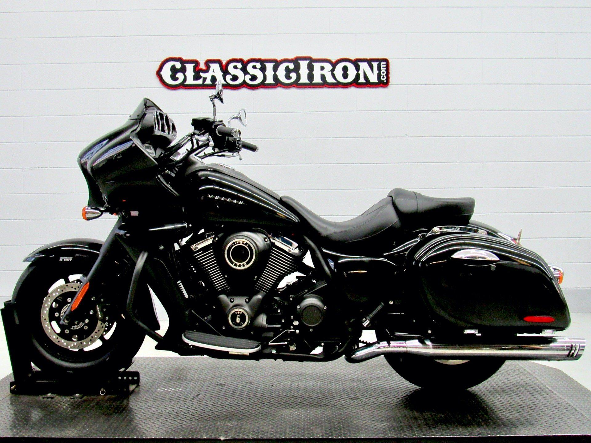 2014 Kawasaki Vulcan® 1700 Vaquero® ABS in Fredericksburg, Virginia - Photo 4